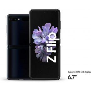SAMSUNG Z FLIP 8/256 GB SESIM 4G - Mirror Black