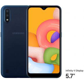 SAMSUNG A01 2/16 GB Dual Sim 4G - Blue