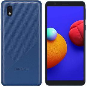 SAMSUNG A013 1/16 GB Dual Sim 4G - Blue