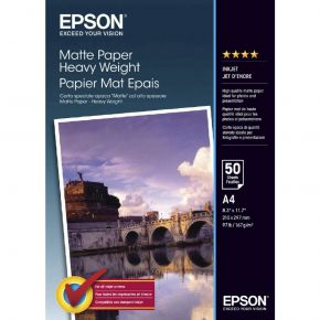 Epson Heavyweight A4 Matte Paper