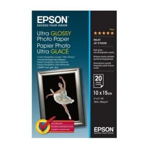 Epson Ultra-Glossy Photo Paper