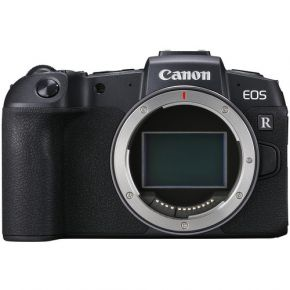 Canon EOS RP Body Bundle With 85mm F/1.8 Lens, Mount Adapter And CS-100 Connect Station