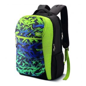 AT TANGO NXT BP 01 - BLACK/LIME Backpack