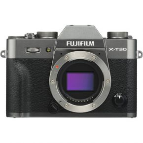 Fujifilm Digital Camera X-T30 Charcoal Silver Body