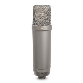 "Rode Incredibly quiet 1"" cardioid condenser microphone"