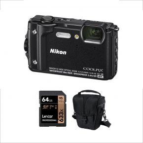 Nikon W300 BK Coolpix Underwater Camera