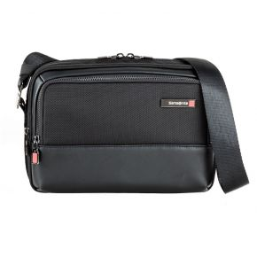 SAMSONITE SEFTON Horizontal Crossbody Bag - Black