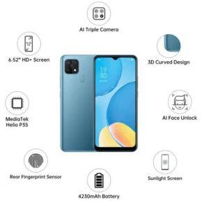 Oppo A15 CPH2185 DS 32GB/3GB- BLUE