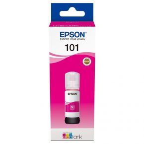 Epson EcoTank 101 Magenta Ink Bottle
