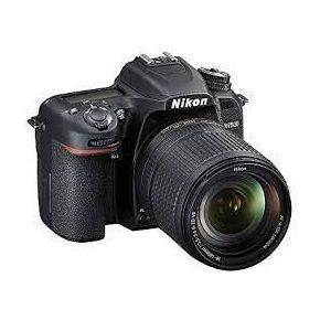 Nikon D7500 DSLR Camera with 18-140mm VR Lens