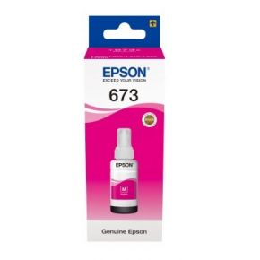 Epson T6733 Magenta Ink Bottle