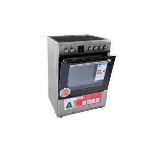 Vestel F66MV04X Vitro Ceramic Electric Cooker (60x60)