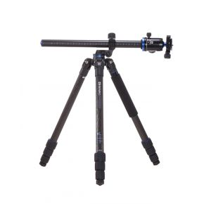 Benro Go Plus 2 Travel Carbon Tripod with V2 Head (FGP28CV2)