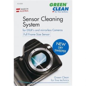 Green Clean SC-6000 Full Frame Sensor Cleaning Kit