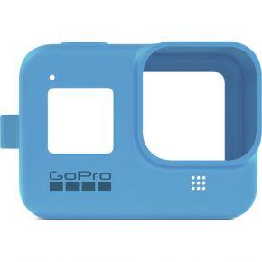 GoPro Sleeve + Lanyard (HERO8 G02AJSST-003) - Blue