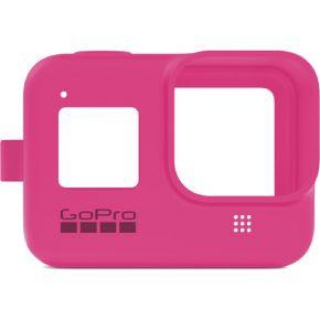 GoPro Sleeve + Lanyard (HERO8 G02AJSST-007) - Pink