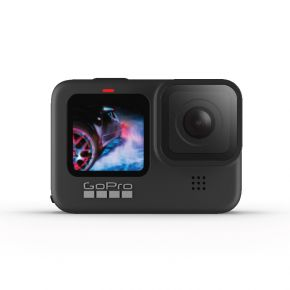 Go Pro Hero 9 Black Action Camera with FREE Go Pro Rechargeable Battery ADBAT-001