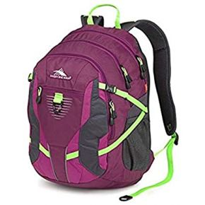 HIGH SIERRA HS AGGRO BACKPACK RAZZMATAZ BERRY