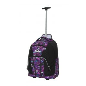 HIGH SIERRA HS COMPOSITE WHEELED BP RAINFOREST/BLACK Backpack