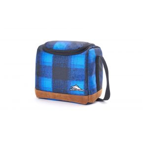 HIGH SIERRA HS LOOP LUNCH BOX A BLUE BUFFALO/BLACK LUNCH BOX