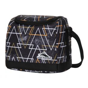 HIGH SIERRA HS ICON SLIM LUNCH BOX A NEO/BLACK/AVOCADO Backpack