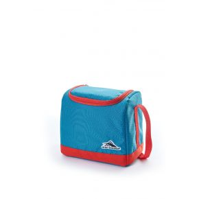 HIGH SIERRA HS LUNCH BOX A Backpack SEA/TROPIC TEAL/REDLINE