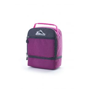 HIGH SIERRA HS LUNCH BOX D BERRYBLAST/MERCURY/FLAMIN Backpack