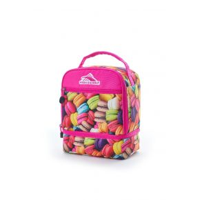 HIGH SIERRA HS LUNCH BOX D MACAROON/FLAMINGO Backpack