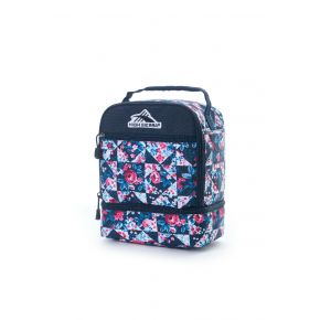 HIGH SIERRA HS LUNCH BOX D PATCHWORK/MIDNIGHT BLUE Backpack