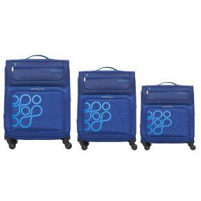 KAMILIANT AX1 (*) 01 004 KAM KOTI 3Pcs Set (SP55/66/76) Blue Spinner