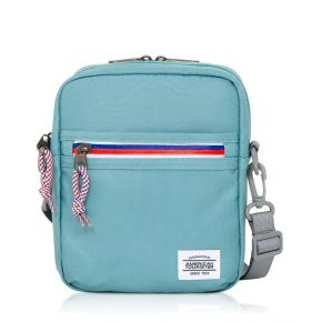KRIS Vertical Bag - Dusty Blue