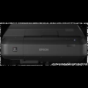 Epson LS100 Full HD Ultra-Short-Throw Home Cinema Laser Projector + Samsung WiFi Soundbar