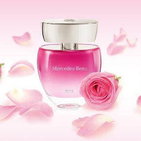 MERCEDES BENZ  E.D.T. 60ml Vapo Rose for Women