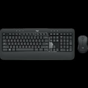 Logitech MK540 Advanced Wireless Keyboard and Mouse Combo   920-008693 / 920-008685