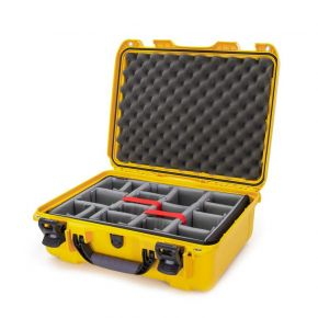 Nanuk 930 Case with Padded Divider Yellow (930-2004)