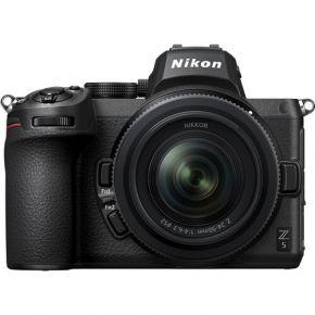 Nikon Z5 Mirrorless Camera With 24-50mm F 4-6.3 Lens Kit
