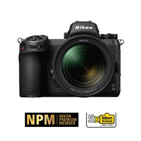 Nikon Z6II Mirrorless Camera With 24-70mm F/4 Lens Kit