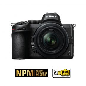 Nikon Z5 Mirrorless Camera With 24-50mm F 4-6.3 Lens Kit