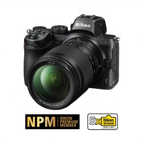 Nikon Z5 Mirrorless Camera With 24-200mm F/4-6.3 Lens Kit