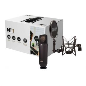 "Rode NT1KIT 1"" Cardioid Condenser Microphone"