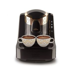 Arzum Okka Turkish Coffee Maker (OK001B) - Black & Copper