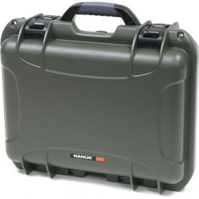 Nanuk 920 Hard Case with Foam Insert (Olive)