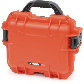 Nanuk 905 Hard Case with Foam Insert (Orange)