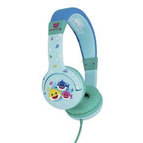 OTL On-Ear Junior Headphone - Baby Shark Blue