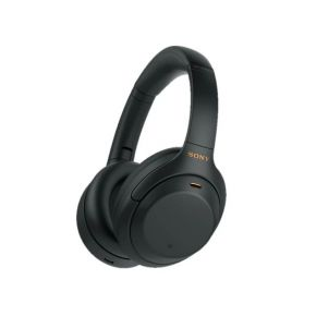 WH-1000XM4 WIRELESS NOISE-CANCELING HEADPHONES (Black)  + Sony WI-C310 Wireless in-Ear Headphones
