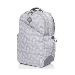 PIXIE Backpack 3 - Greay Print