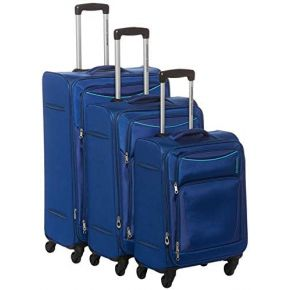 PORTLAND Spinner 3pcs set (55+68+79) - Blue