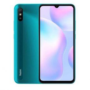 "Xiaomi Redmi 9A Smartphone, 6.2"", Dual SIM, 32GB, 2GB RAM  - Peacock Green"