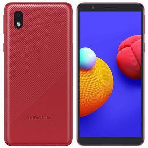 SAMSUNG A013 1/16 GB Dual Sim 4G - Red