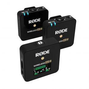 WIRELESS GOII -  Rode WIGO II Dual Channel Wireless MIC